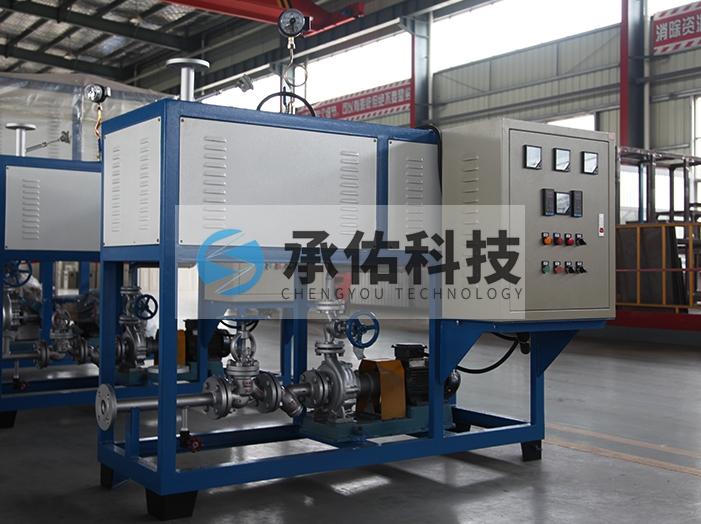 720KW--定制电加热导热油炉