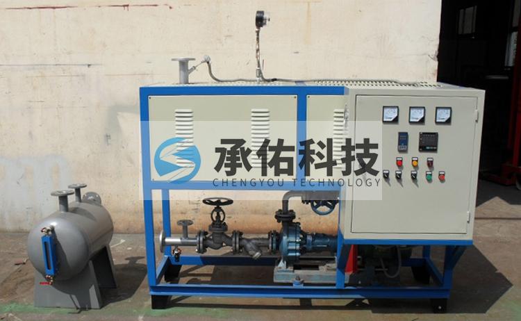 25-54KW导热油电加热器